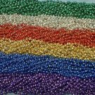 200 ASST ROUND MARDI GRAS BEADS PARTY FAVORS