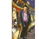 1998 New Orleans Jazz Festival Dr. John Poster Postcard