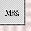 Elegant Wedding Bridal Shower Engagement Beverage Napkins 16 ct Party Supplies