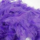 """Light Purple Feather Boa 6Ft 6 Ft Masquerade Costume Dress Up Chandelle 72"""""""