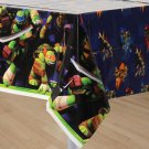 Teenage Mutant Ninja Turtles 54 x 84 Plastic Tablecover Party Supplies TMNT