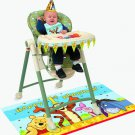 Winnie The Pooh Tigger 1st Birthday Party High Chair Decorating Kit Mat Banner