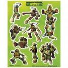 Teenage Mutant Ninja Turtles Stickers 4 sheets Party Supplies TMNT