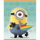 Despicable Me 2 Minions Party Supplies Favor Loot Bags 8 ct