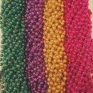 84 Asst Mardi Gras Beads Party Favors Necklaces 7 Dozen Big Lot