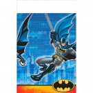 Batman Birthday Party Supplies Plastic Tablecover 54 x 96