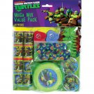 Teenage Mutant Ninja Turtles Plastic Favors 48 pieces Party Supplies Favor Pack