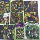 Teenage Mutant Ninja Turtles TMNT Party Supplies 74 pc Kit for 8 Everything Set