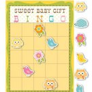 Happi Tree Baby Shower Sweet Baby Owl Decor Party Game Bingo 10 guests