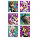 Disney Frozen Party Favor Supplies 24 Stickers 1 package Elsa Anna Olaf