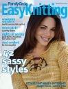Family Circle Easy Knitting Plus Crochet Spring Summer 2004