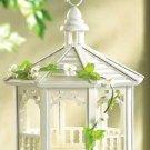 Beautiful White Gazebo Bird Feeder So Romantic A Peaceful Retreat for Birds