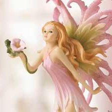 Woodland Princess Flower Fairy Sculpture Simply Magical
