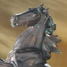 Stallion Horse Sculpture from The Fantastic Liberty Bronze Collection