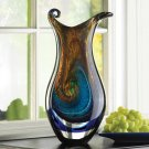 Amazing Galaxy Art Glass Vase