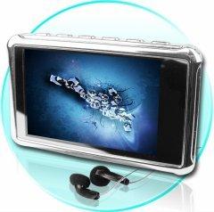 320x240 MP4 Player 1GB - AVI Format + Mini SD Card Reader