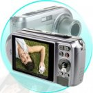 7M Pixel Zoom Digital Camera - 1/2.5 Inch Panasonic Sensor