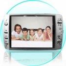 3.0 Inch LCD 7.2M CCD Digital Camera - 3 X Optical Zoom