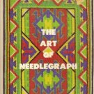 NEEDLEPOINT:The Art of Needlegraph,Goldman, HBDJ, 1974