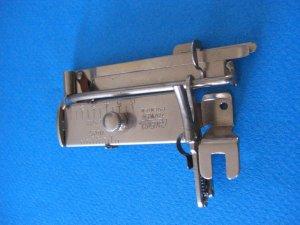 "Vintage Greist Tucker Sewing Machine Attachment 3/16"" Wide Top Clamp"