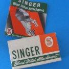 Singer Featherweight Sewing Machine Blind Stitch Attachment #160616