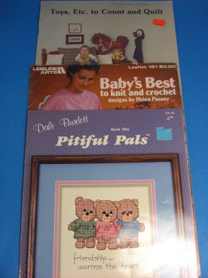 Cross Stitch  Dale Burdett  Pitiful Pals