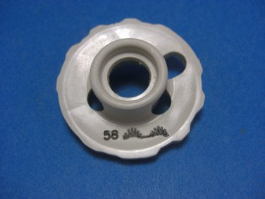 Singer Sewing Machine White Top Hat Flexi-Stitch 690, 700, 720, 740, 750, 758 Cam#58