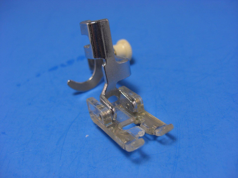 Sewing Machine Buttonholer Multi-Purpose Adjustable Foot Plastic