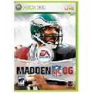 Madden 2006 Football Xbox 360