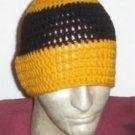 Hand Crochet ~ Sweet Steeler Beanies ~ Unisex - 3
