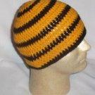 Hand Crochet ~ Sweet Steeler Beanies ~ Unisex - 7