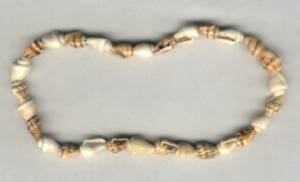 Hand Crafted Nasa Shells Anklet & Toe Ring