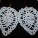 Hand Crochet Pineapple Earrings ~ Mad Hot in Fashion