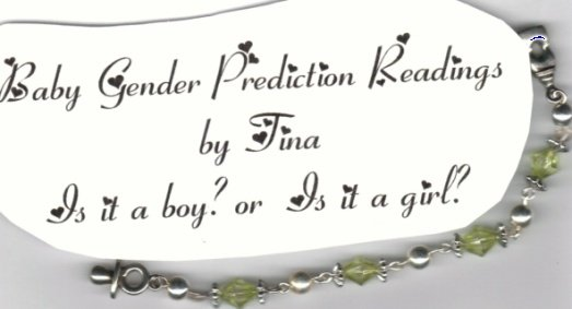 Baby Gender Prediction Pendulum Reading