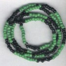 Hand Crafted Ogun Necklace/Bracelet Style A 18 inches
