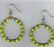 Orunla Earrings Style B BOGO