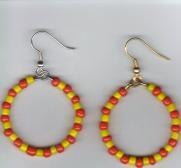 Oshun Earrings Style D BOGO