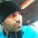 Hand Crochet ~ Men's Skull Cap Beanie Hat Black Unisex Chemo