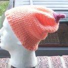 Hand Crochet Unisex Beanie - Saggy Boobie Beanie - Tata Love