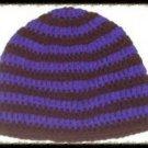 Hand Crochet ~ Oya Eleke Ritual Beanie Blessed