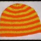 Hand Crochet ~ Oshun Eleke Ritual Beanie Blessed