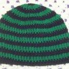Hand Crochet ~ Ogun Eleke Ritual Beanie Blessed