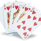 Am I being deceived by my family? Playing Card Reading, Cartomancy