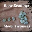Who is my companion? Rune Reading