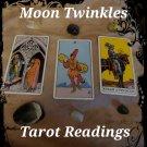 Custom Tarot Reading - 1 Question per Card Drawn