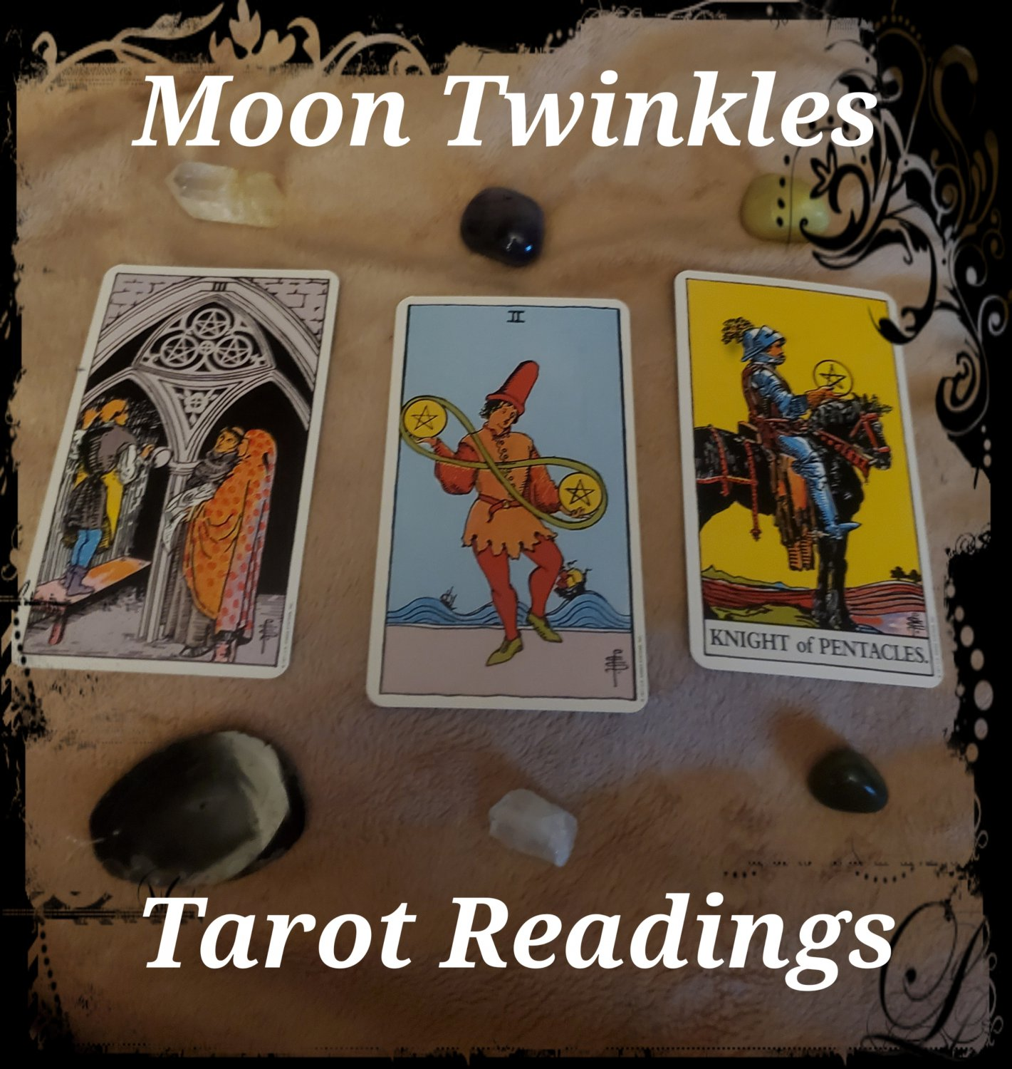 How is my future with ____?  Tarot Reading