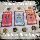 Psychological Function Chakra Oracle Card Reading