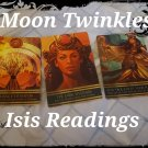Wings of Isis - Isis Goddess Reading