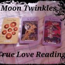 How can i bring more love into my life True Love Tarot Reading