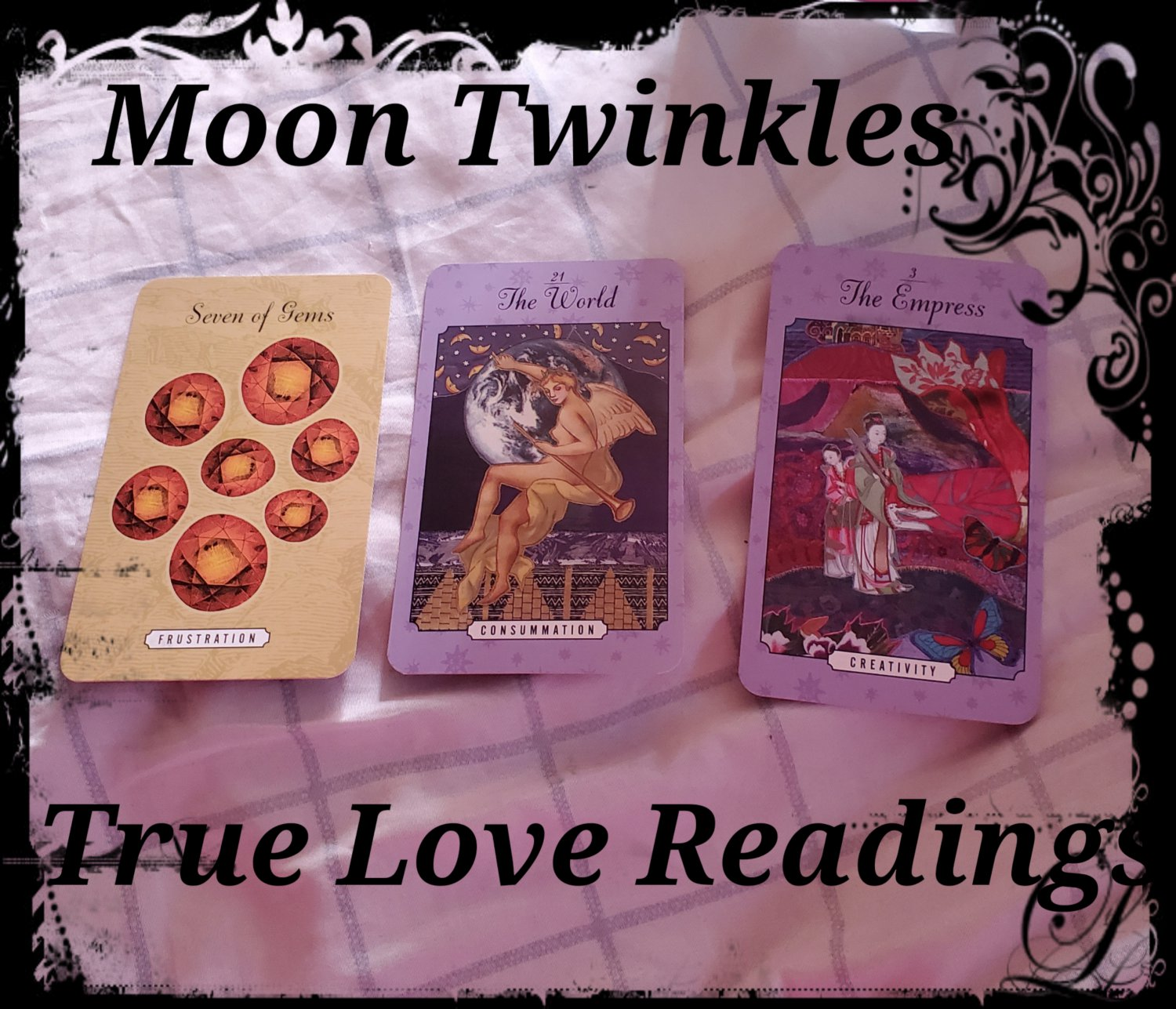 Give me a message about the person I'm dating True Love Tarot Reading